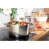 Kép 5/7 - G21 Gourmet Magic edénykészlet szűrővel, 9 részes, rozsdamentes acél