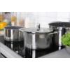 Kép 8/9 - G21 Gourmet Miracle edénykészlet szűrővel, 9 részes, rozsdamentes acél / greblon