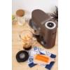Kép 10/15 - G21 Promesso robotgép barna színben