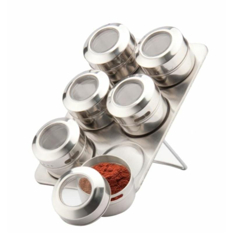 Bohmann mágneses fűszertartó (7 részes)